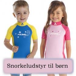 visbanner - Snorkeludstyr, snorkling og snorkelsæt