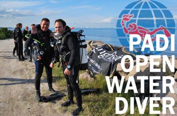 Lær at dykke