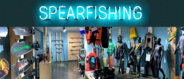 Kingfish Spearfishing butik