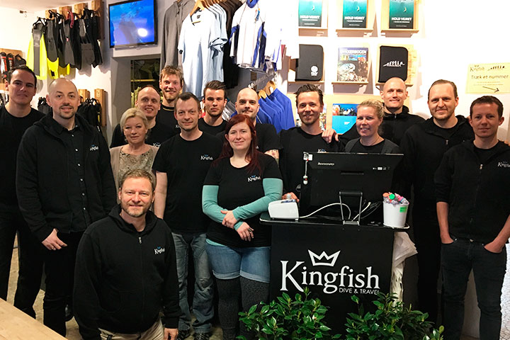 Kingfish Dive & Travel Personale