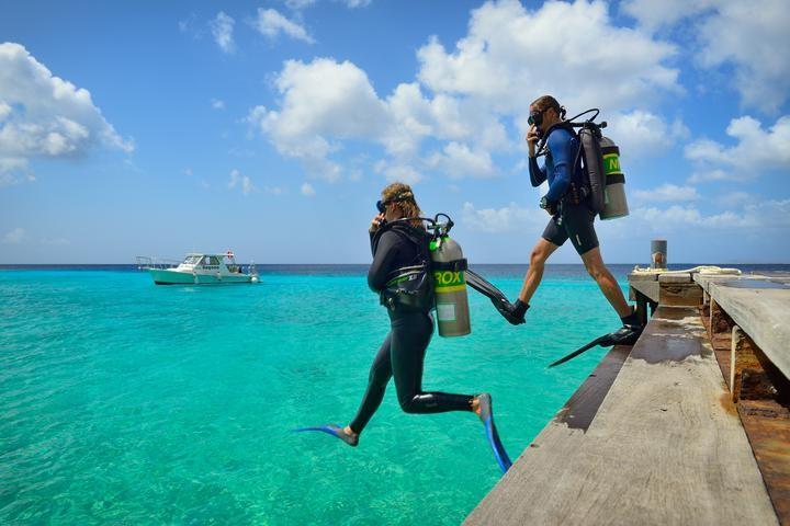 Dykkerrejser til Caribien