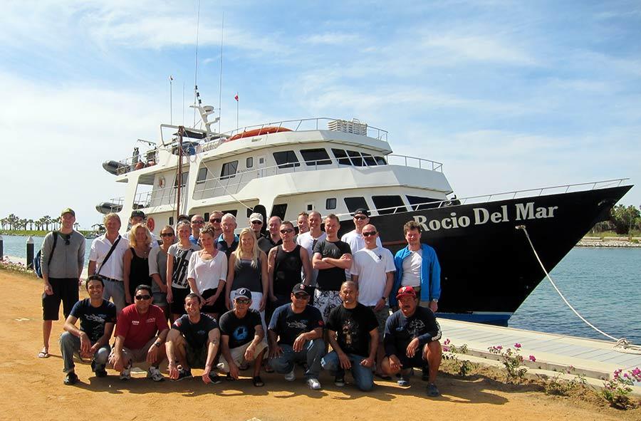 Med Kingfish på gruppetur til Socorro Islands marts 2013