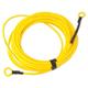 Frivannsliv gul bøjeline 10-30 meter