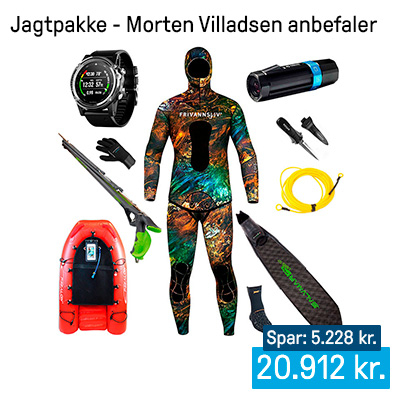 Jagtpakke - Morten Villadsen anbefaler