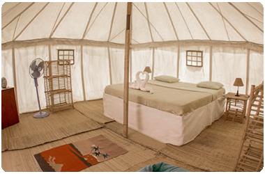 Royal Tent - Royal Beduin Telt Shagra Egypten