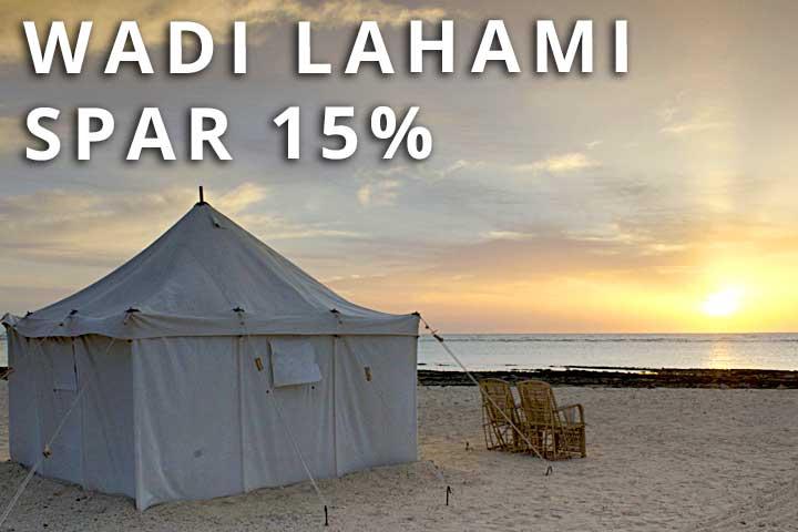 Wadi Lahami tilbud