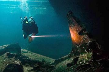 Grupperejse til Truk Lagoon - verdens bedste vragdykning