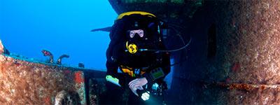 tec dykning og rebreathers